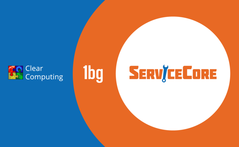 Press Release: 1bg Announces Acquisition of Clear Computing and Forms ServiceCore